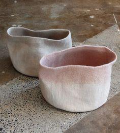 Image of Felt Basket from Alder + Co.