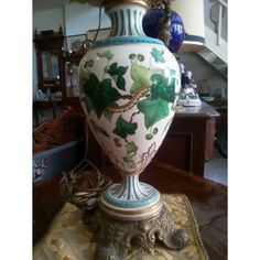 Fine Porcelain, Vase, Antiques, Vintage, Home Decor, Antiquities, Antique, Vintage Comics, Interior Design