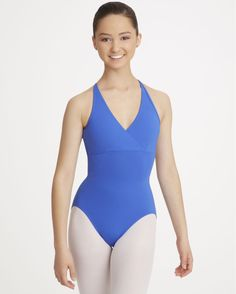 5d7948a36d Capezio Adult Mock Halter Leotard- I love this Leo! I wish I had it