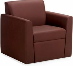 Global Pursuit LOUNGE CHAIR SKU: 3451 Our mission is to produce products of world class design that the average person can afford. Global offers a very broad range of products and services to meet the needs of today's changing workplace.  A contemporary soft seating series with tapered arms with fixed cushions.  Call for more Fabric options Availability: 28 Available Color(s) Pricing: $680.07