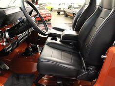 CJ7 very nice interior