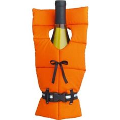 Life Preserver Bottle Cover for rescue operations