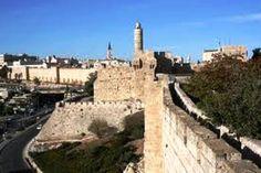 Walk on the Walls of Jerusalem on a Rampart Walk Tour