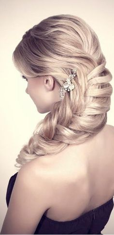 Long hair hairdo-pin it from carden