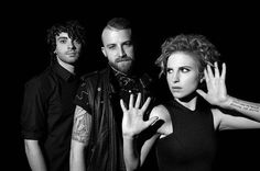 photo of Paramore from the Self Titled Deluxe photoshoot