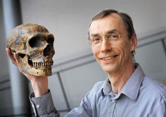 How does one come to invent an entirely new research area -- the genetics of ancient humans?