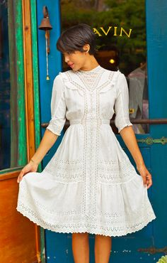 My Victorian Paris Dress by TavinShop