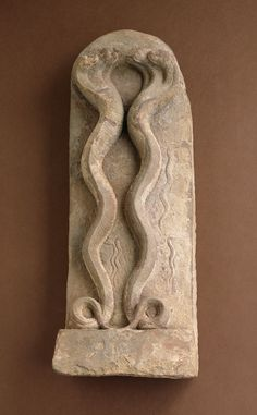 Kala Ksetram — Nagakal or snake stone, used to worship snake...