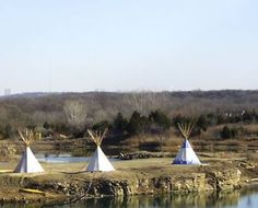 Meadowlake Ranch Teepees - Sand Springs, Oklahoma
