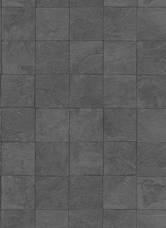 Tile Wallpaper in Neutrals and Black design by BD Wall
