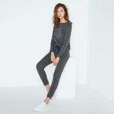 combinaison Loungewear Heattech http://www.princessetamtam.com/