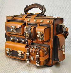 Leather briefcase Leather handmade bag Handbag Leather case Luggage Large Suitcase Leather briefcase Leather handmade bag Handbag Leather case Luggage Large Suitcase 01733419788 Taschen On production of this Briefcase we nbsp hellip handbag awesome Leather Bags Handmade, Handmade Bags, Leather Craft, Handmade Handbags, Etsy Handmade, Crea Cuir, Large Suitcase, Luggage Suitcase, Style Steampunk