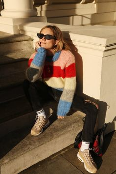 Rediscovering the Joy of Dressing Like A Rainbow | Fashion Me Now