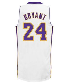 xqursk Mens Los Angeles Lakers Kobe Bryant 1996-1997 Adidas Gold Hardwood