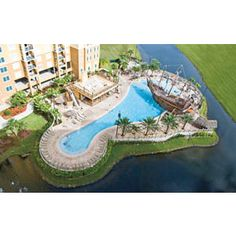 Enter for a chance to win a four-day, three-night stay for four at the Lake Buena Vista Resort Village & Spa in Florida! #giveaways #sweepstakes