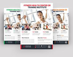 "Check out new work on my @Behance portfolio: ""Gym / Fitness Flyer"" http://be.net/gallery/40755209/Gym-Fitness-Flyer"