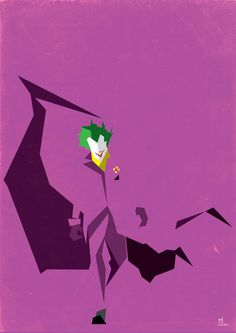 #6. The Joker by ColourOnly85 on deviantART