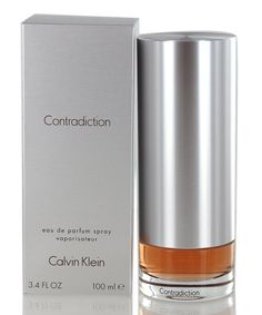 Love this Calvin Klein Contradiction 3.4-Oz. Eau de Parfum - Women by Calvin Klein on #zulily! #zulilyfinds