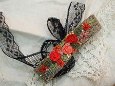 #Embroidery#stitch#needlework #프랑스자수#일산프랑스자수#자수#자수타그램#자수소품 #자수팔찌~~
