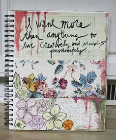 Tell Your Story - I Want [Explored 4/29!] by Caitidid Designs, via Flickr