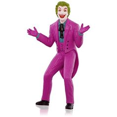 Batman Classic TV Series  The Joker Ornament 2015 Hallmark >>> Click image for more details.