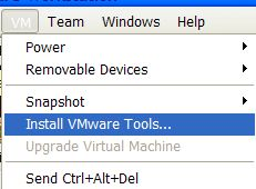 Install VMware Tools on Ubuntu Edgy Eft ~ Everything Is Possible Easily WithUs