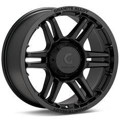 Granite Alloy GA640 (Black Painted)