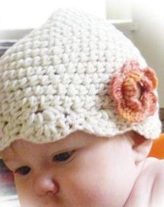 Perfect Petal Hat