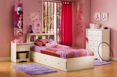 Super Cool Apartment Decorating Idea: Modern Nice Adorable Wonderful Awesome Apartment Decorating Idea With Pink Bedroom Idea For Girl Design Room With Modern Bed Frame ~ fsupgm.com Interior Inspiration