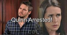 """""""The Bold and The Beautiful"""" (B&B) spoilers reveal that on next week's episodes after Wyatt Spencer (Darin Brooks) is stunned to find Liam Spencer..."""