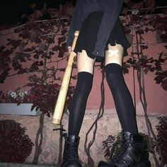 i am the one who lead you here, please never leave. Bad Girl Aesthetic, Aesthetic Grunge, Aesthetic Clothes, Mode Outfits, Grunge Outfits, Mode Grunge, Grunge Photography, Dark Art Photography, Grunge Hair