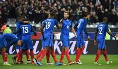 Russia Vs. France: International friendly 2018 Full HD Live Streaming Video Streaming is Playing... Your Browser Do not Support Iframe France visit 2018 World Cup hosts Russia today bidding to bounce back from defeat to Colombia in Paris on Friday. Juan Fernando Quintero's late penalty saw the visitors come from 2-0 do
