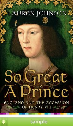 'So Great a Prince' by Lauren Johnson - Download a free ebook sample and give it a try! Don't forget to share it, too.