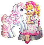 My Little Pony :: Year 7 Ponies [Ghost Of The Doll]