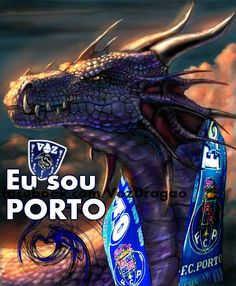 FC Porto fan Dragon