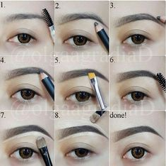 The Best Perfect Eyebrow Makeup Tutorial Video We have been continually giddy if we understand more about a new chal. Eyebrow Makeup Tips, Makeup Videos, Eye Makeup, Zombie Makeup, Makeup Hacks, Drugstore Makeup, Makeup Tutorials, Best Brow Gel, Instagram Eyebrows