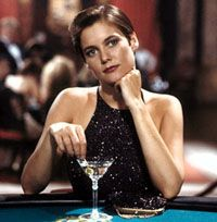 Pam Bouvier (Carey Lowell) - License to Kill