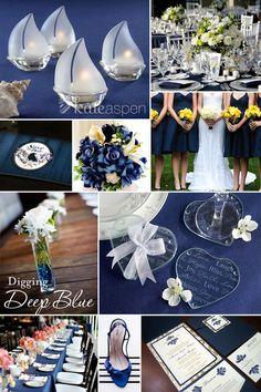 Deep Blue  http://bride2be.theaspenshops.com