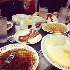 I would eat at Waffle House every day if it was closer!