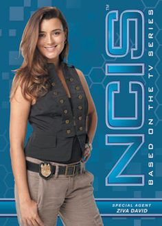 Ziva David - NCIS: 2012 Premium Pack Trading Cards - Stars of NCIS Card C5    http://www.scifihobby.com/products/ncis/2012/index.cfm