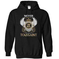 1 TOUSSAINT Never