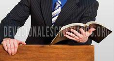 ¿Estás Llamado a Predicar el Evangelio? † Devocionales Cristianos.org † Devocional Diario