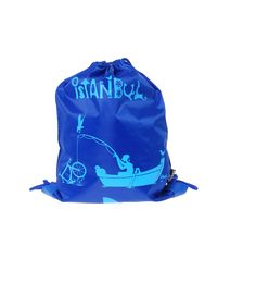 """""""The Fisherman"""" Saxe Sackpack for $19,90"""