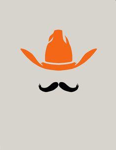Minimalist Pete by Blsmith13 Oklahoma State University 15a0376111a9