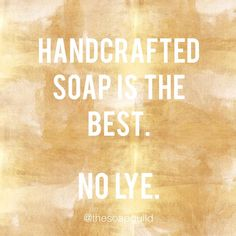 Re-pin if you agree! Or if you just have a strange love for bad puns ;) Follow us on Instagram to see more: @thesoapguild