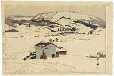 Japanese Prints, Japanese Art, Hiroshi Yoshida, Art Occidental, Toledo Museum Of Art, Art Asiatique, Japanese Illustration, Art Japonais, Art Society