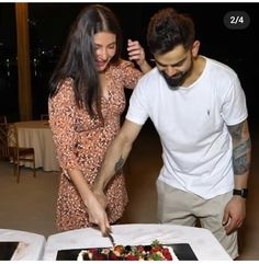 Anushka Sharma And Virat, Wedding Couples, Button Down Shirt, Men Casual, Virat Kohli, Pure Products, Mens Tops, Shirts, Fashion