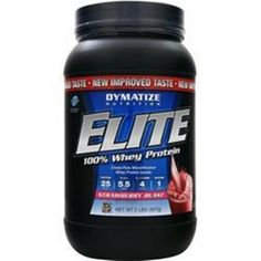 Better quality saves U more!  1-2-3 DYMATIZE NUTRITION Elite 100% Whey Protein 2 lbs better quality savesUmore #DymatizeNutrition