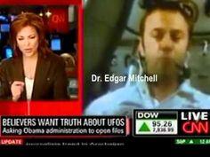 Astronauts speak on UFO sightings and alien visitation
