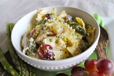 Lemon Tarragon Pasta Salad - The Food Charlatan